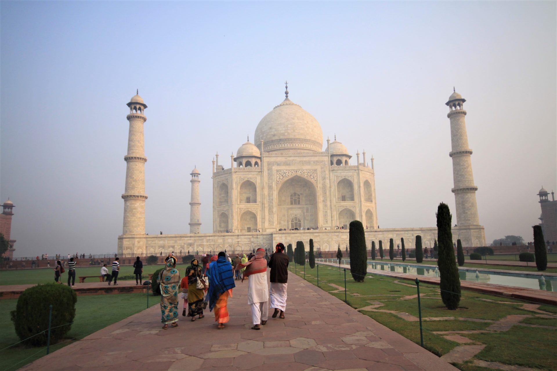 Indie Taj Mahal