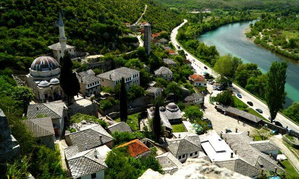 Bośnia i Hercegowina samochodem Pocitelij