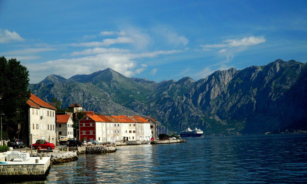 Czarnogóra Boka Kotorska
