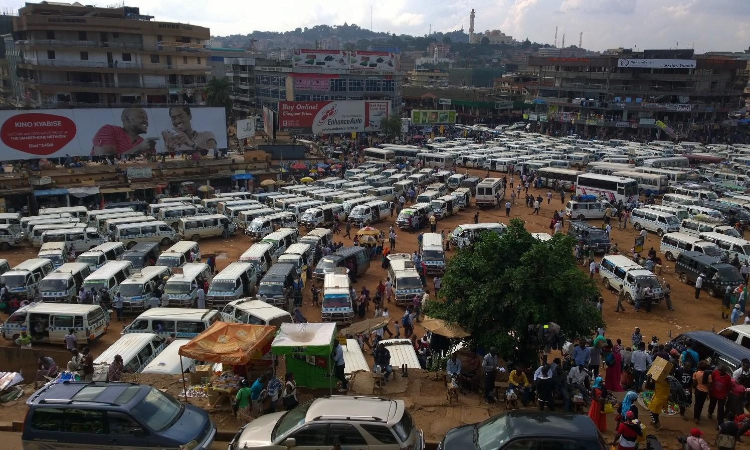 Zapiski z drogi: Kampala