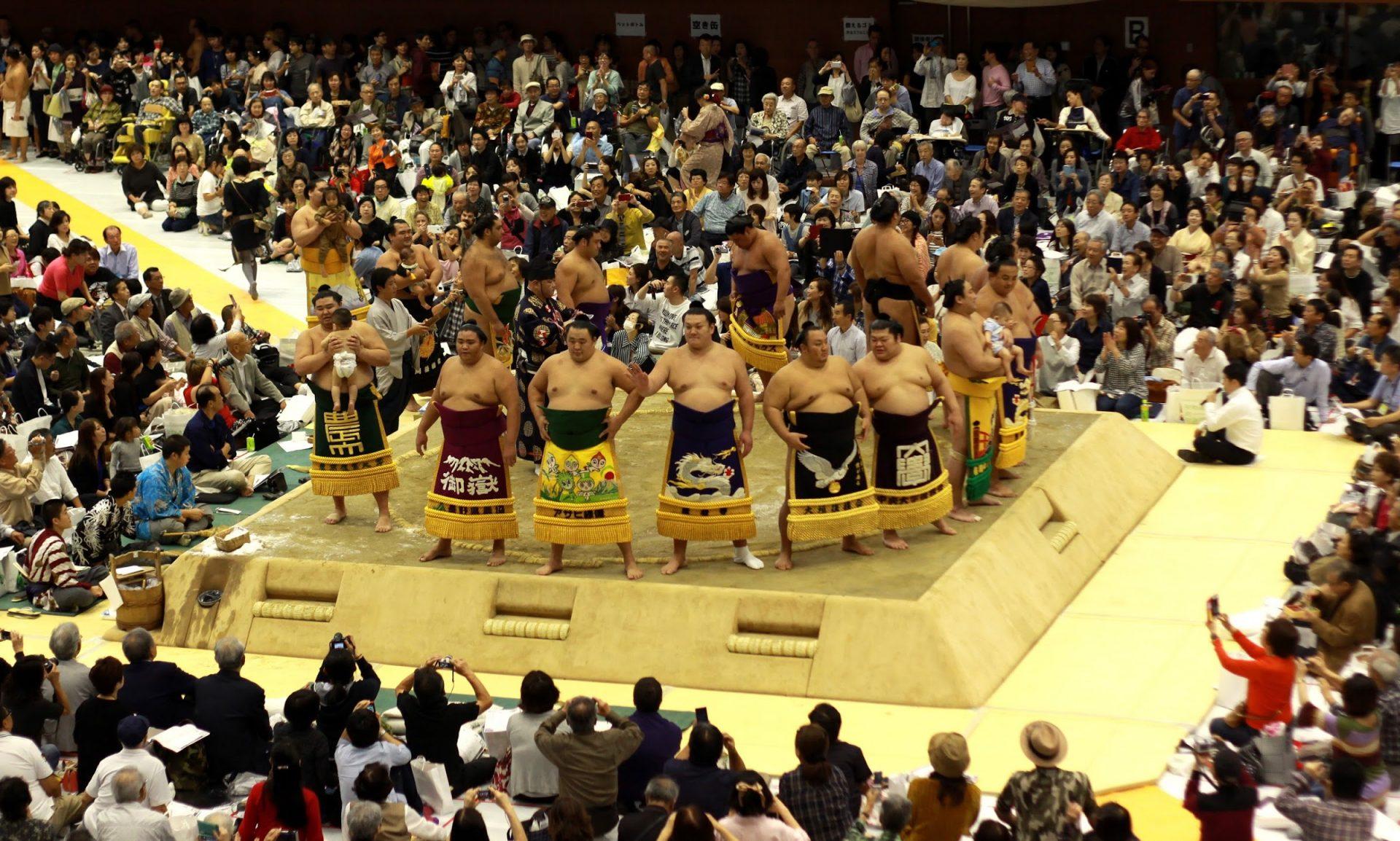 Dzień 6: Kyoto – zawody sumo i lasek bambusowy Arashiyama