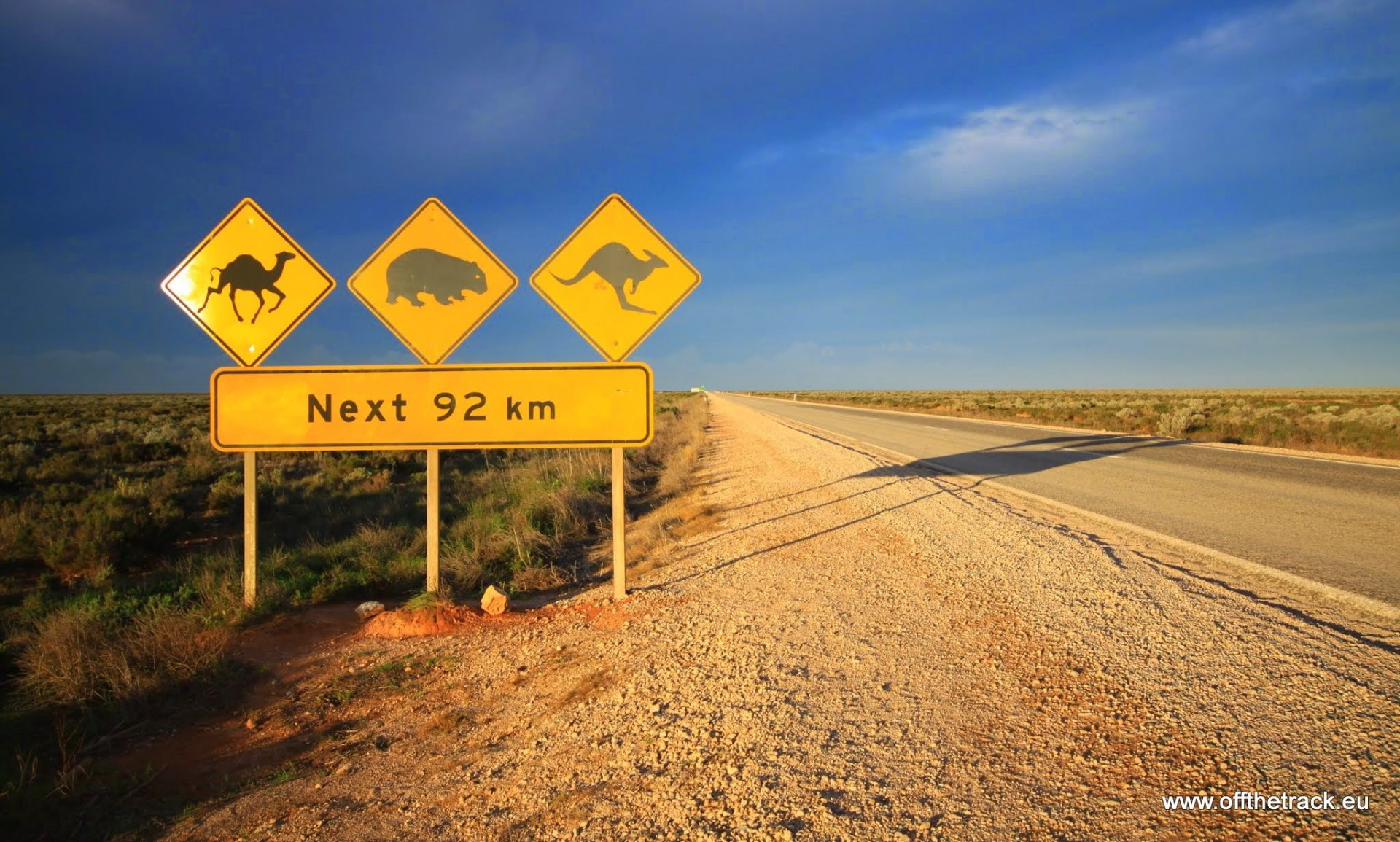 Nullarbor Plain – Najprostsza droga świata