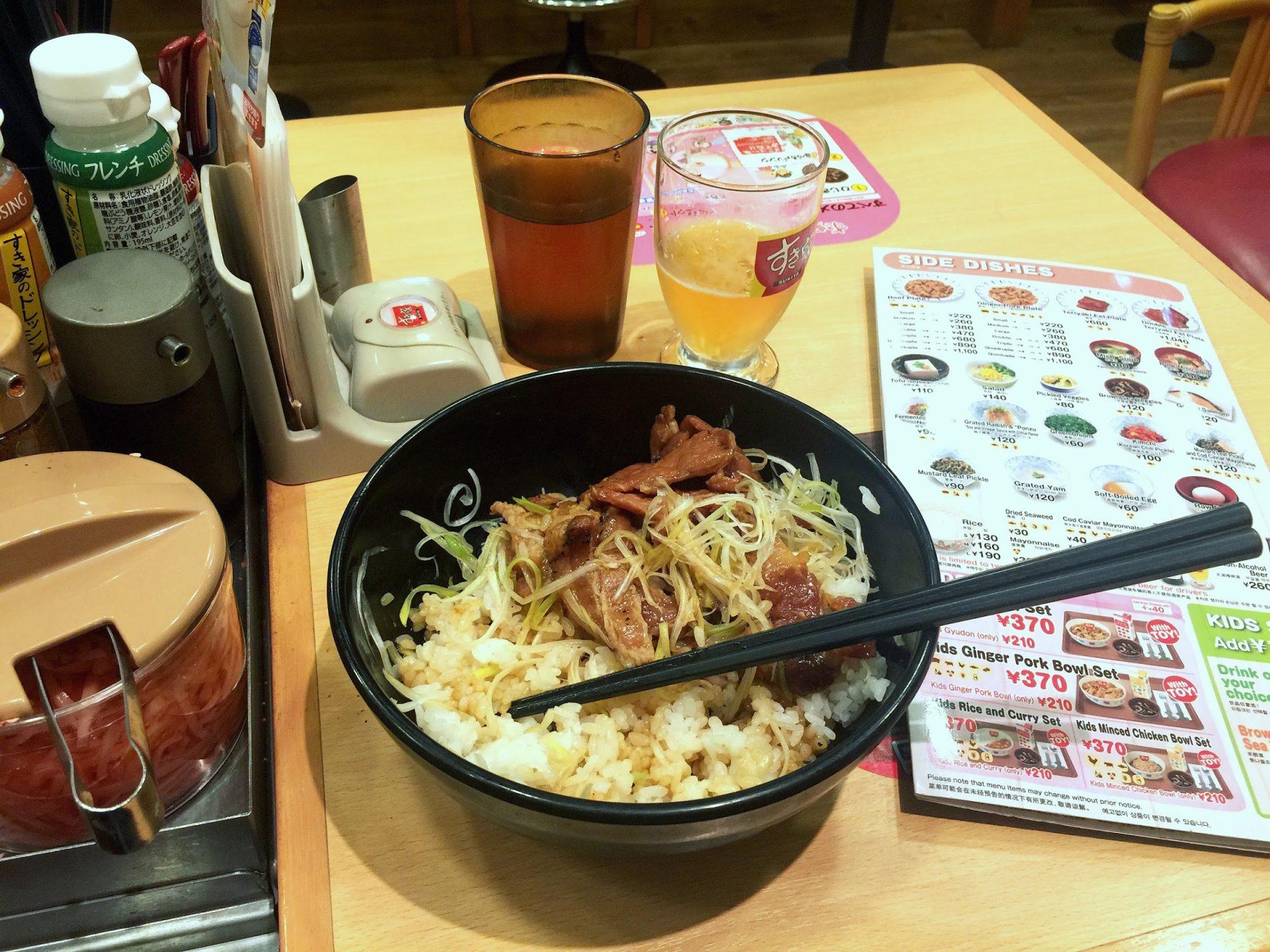 Tokio po przylocie