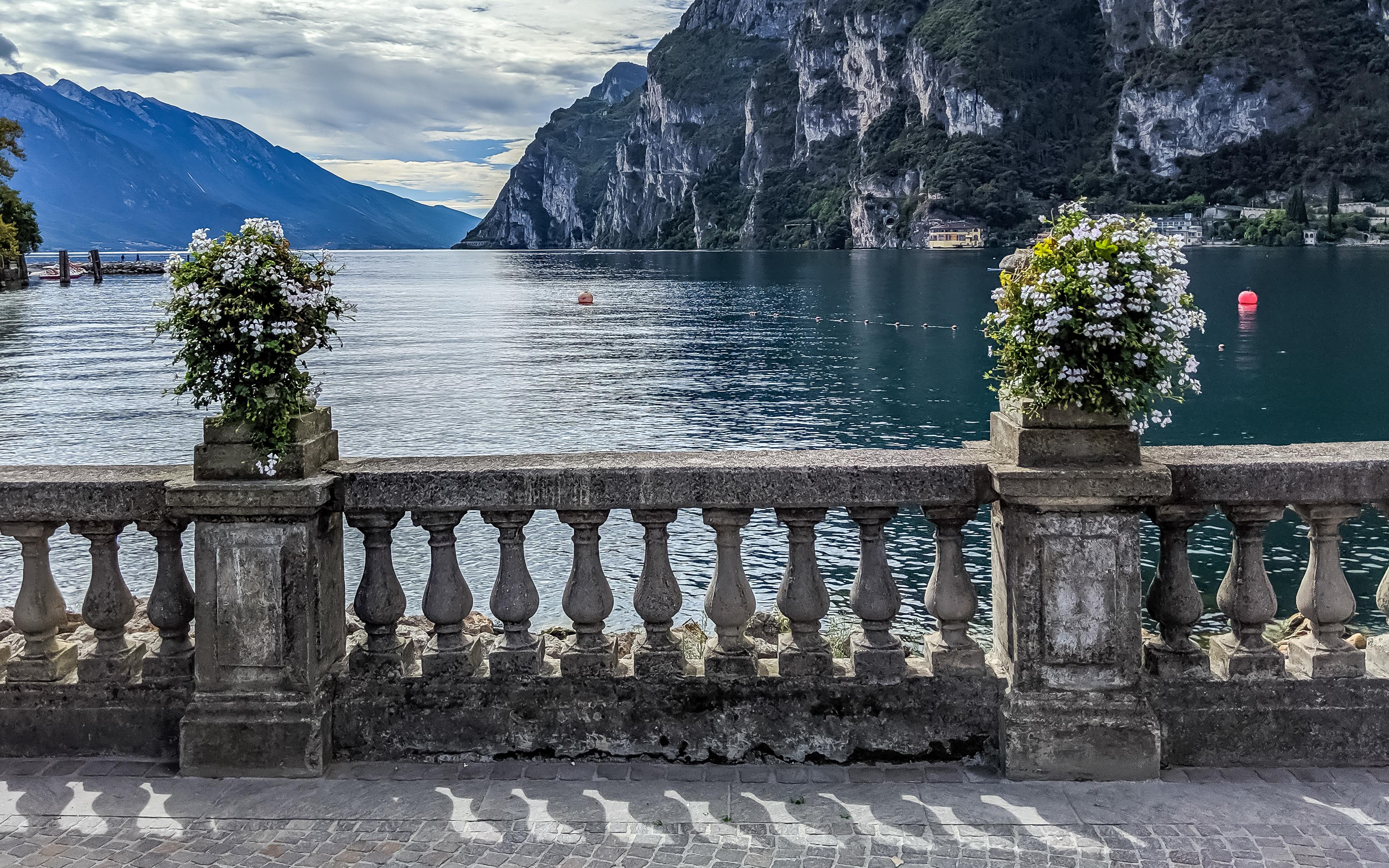Jezioro Garda Riva del Garda
