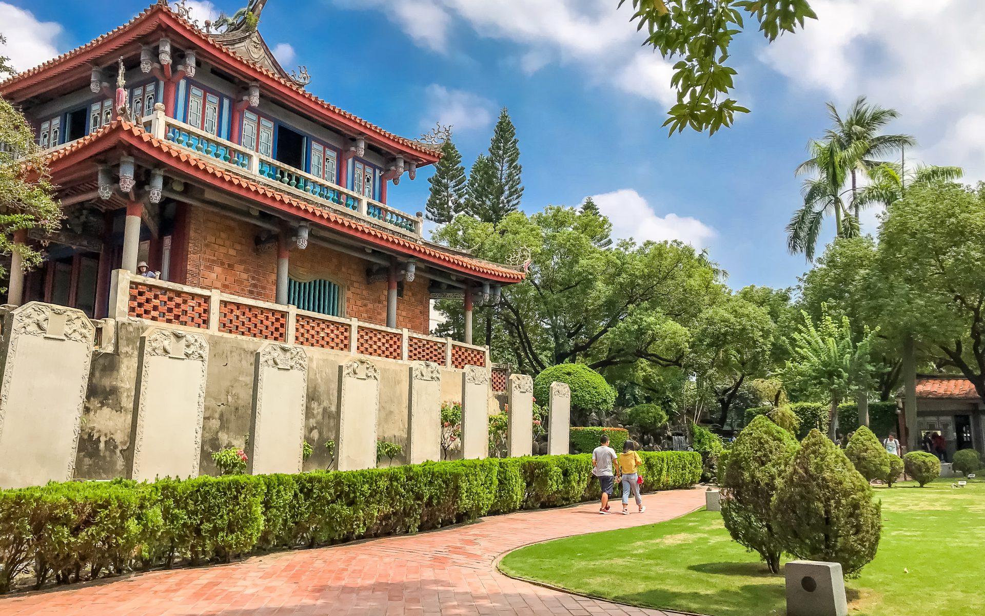 Tainan – co zobaczyć w najstarszym mieście Tajwanu
