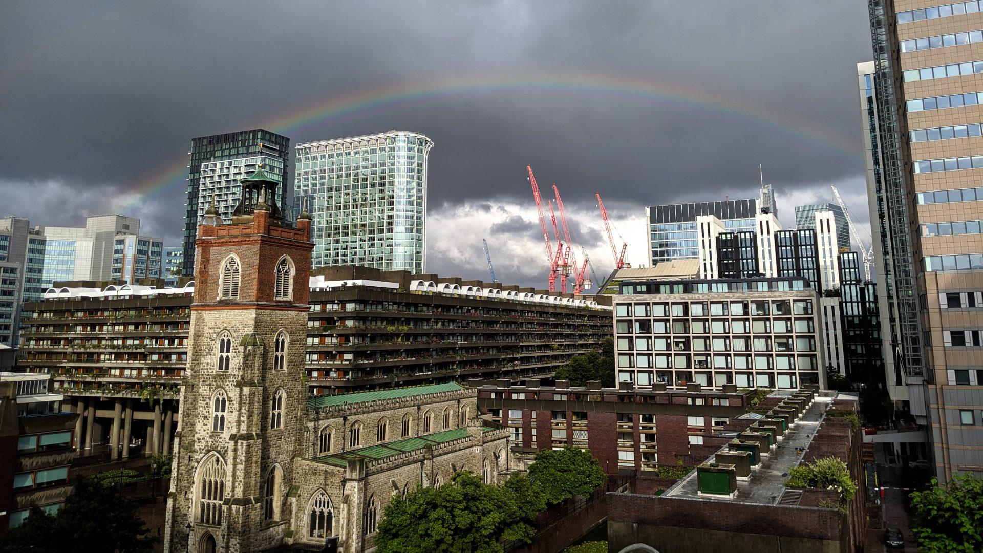 Londyn Barbican