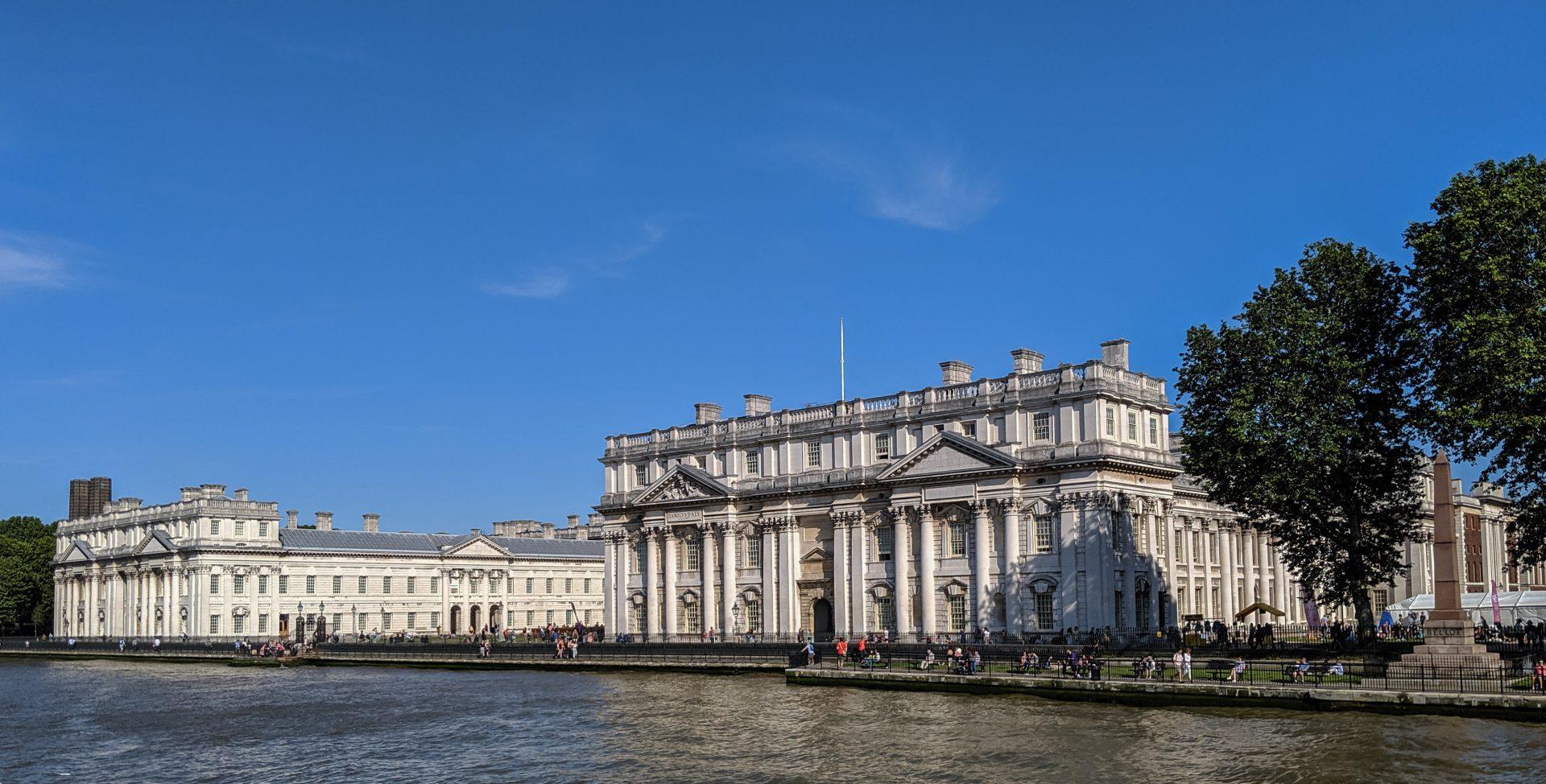 Old Royal Naval College Greenwich Londyn
